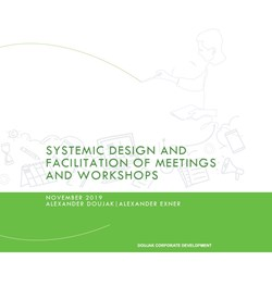 Cover Systemic Design And Facilitation Workbook